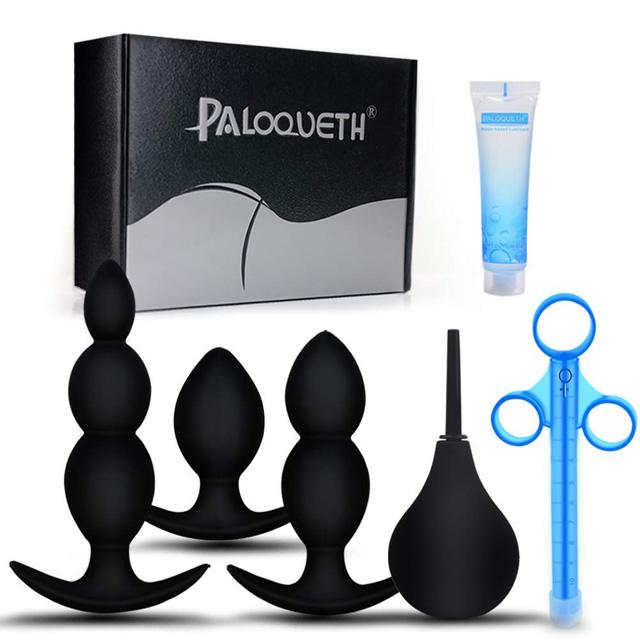 Paloqueth Anal Plug-4584